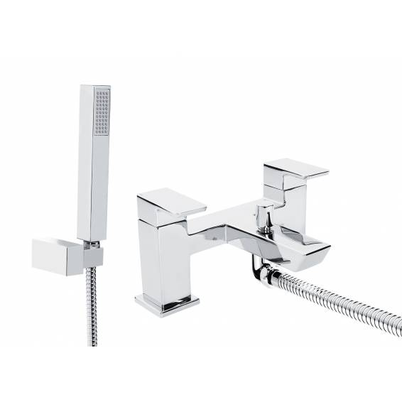 Bristan Cobalt Bath Shower Mixer Tap Chrome