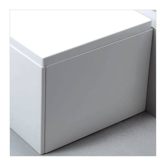 Carron Acrylic Bath End Panel 700 x 540mm
