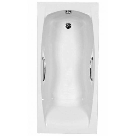 Carron Imperial Twin Grip Single Ended Bath 1675 x 700mm