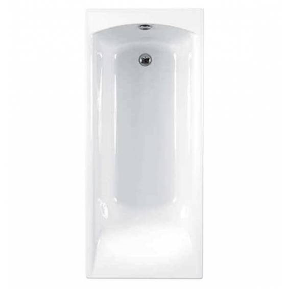 Carron Sigma Single Ended Carronite Bath 1600 x 750mm