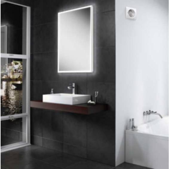 HIB Globe 50 LED Ambient Mirror 500 x 700mm