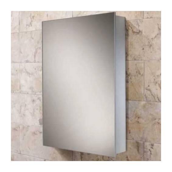 HIB Kore Aluminium Bathroom Cabinet 400 x 600mm
