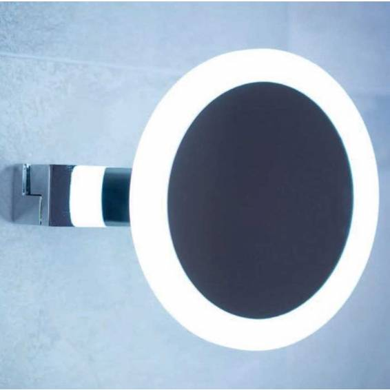 HIB Libra LED Magnifying Mirror