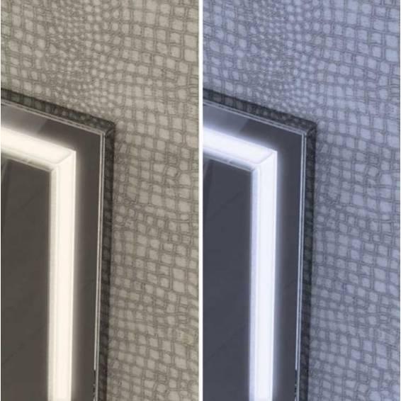 HIB Spectre 50 LED Illuminated Mirror 700 x 500mm
