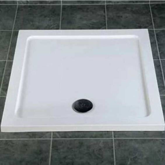 MX Elements Square Shower Tray with Waste 900 x 900mm