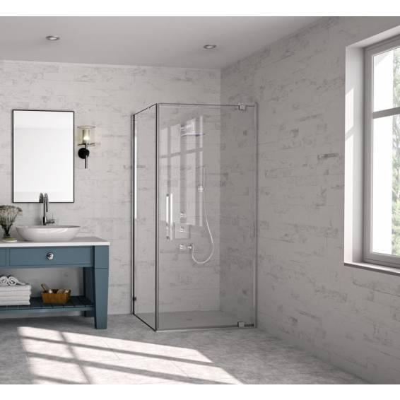 Merlyn 10 Series Pivot Shower Door 900mm