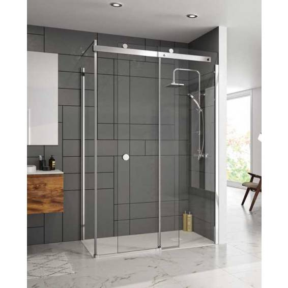 Merlyn 10 Series Sliding Shower Door 1600mm Left Hand