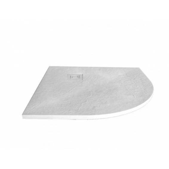 Merlyn Truestone Quadrant Shower Tray 900 x 900mm White
