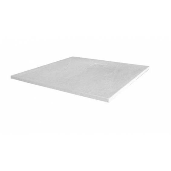 Merlyn Truestone Square Shower Tray 900 x 900mm White
