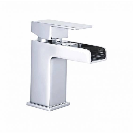 Niagara  Soho Mini Mono Basin Mixer with Click Clack Waste Chrome