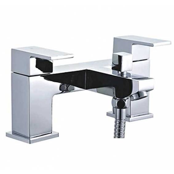 Niagara Edgeware Bath Shower Mixer Chrome