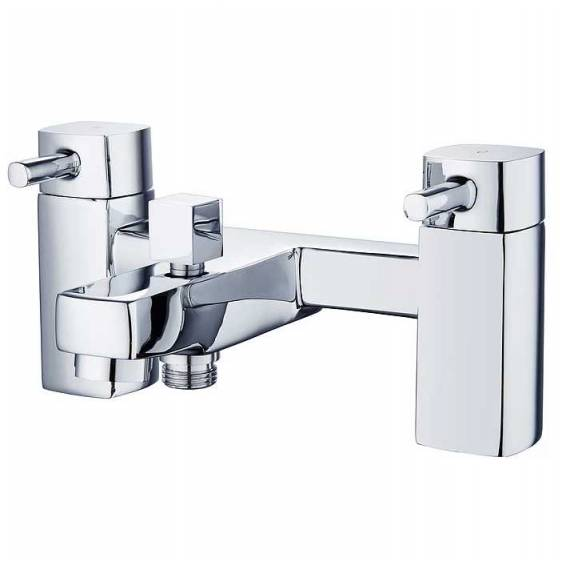 Niagara Holborn Bath Shower Mixer Chrome