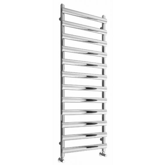 Reina Deno Stainless Steel Heated Towel Rail 992 x 500mm