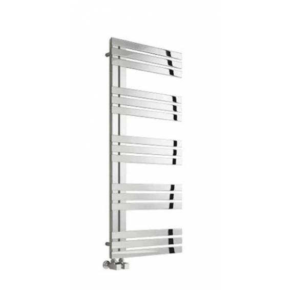 Reina Lovere Stainless Steel Heated Towel Rail 1230 x 500mm