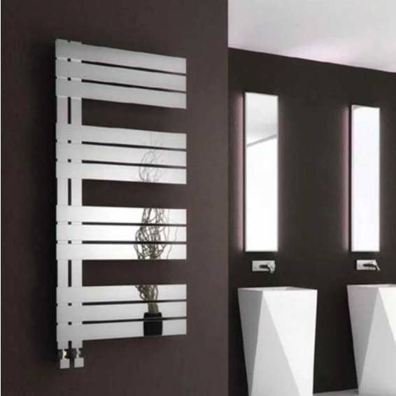 Reina Ricadi Stainless Steel Heated Towel Rail 1440 x 500mm