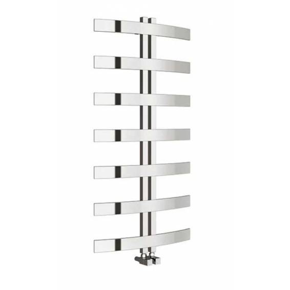 Reina Riesi Stainless Steel Heated Towel Rail 1200 x 600mm
