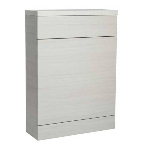 Roper Rhodes 570 Back To Wall WC Unit with Worktop Alpine Elm