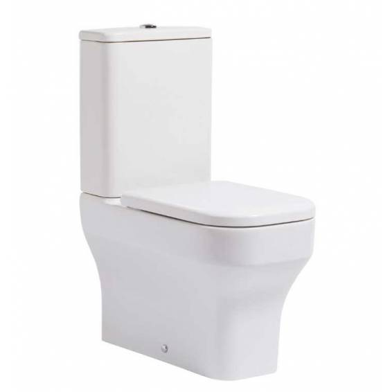 Roper Rhodes Accent Close Coupled Fully Enclosed WC