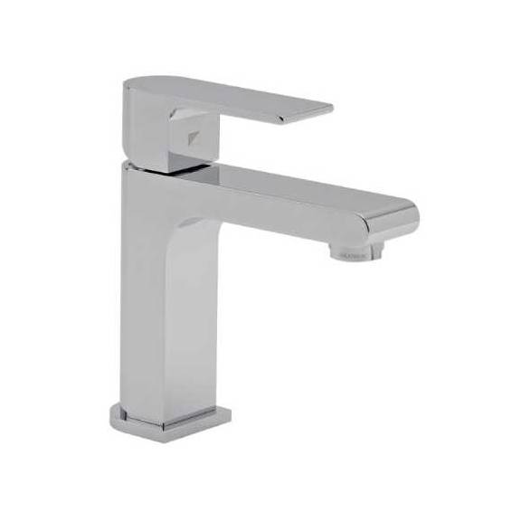 Roper Rhodes Code Mini Basin Mixer Tap with Click Waste