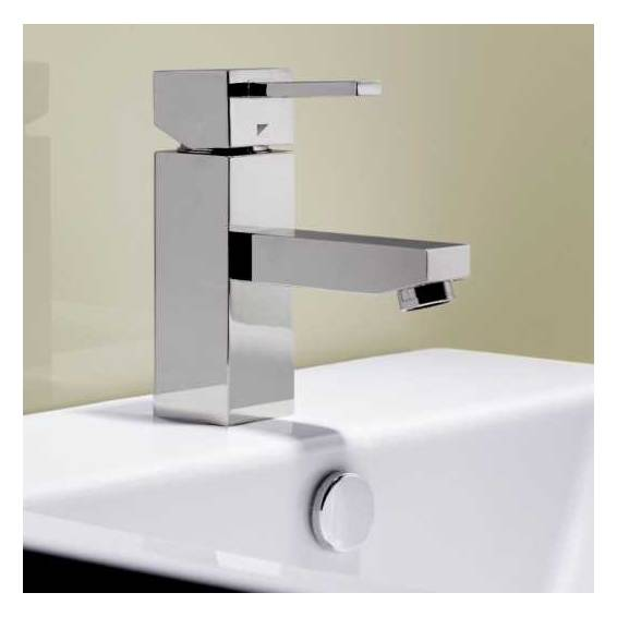 Roper Rhodes Factor Mini Basin Mixer Tap with Click Waste