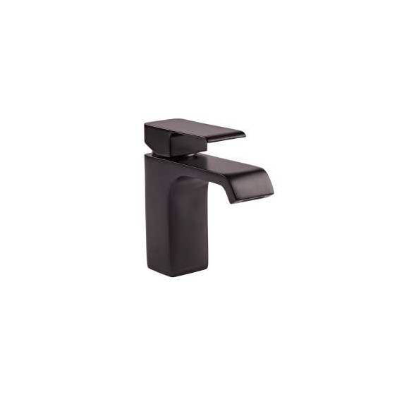 Roper Rhodes Hydra Black Basin Mixer Tap with Click Waste
