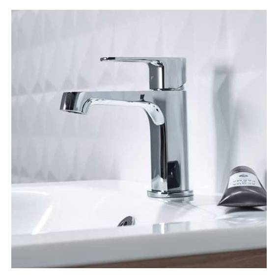 Roper Rhodes Image Mini Basin Mixer Tap with Click Waste