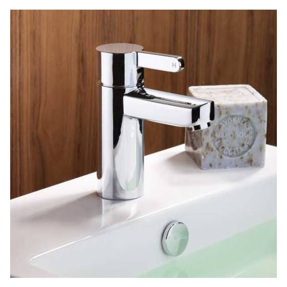 Roper Rhodes Insight Basin Mixer Tap with Click Waste