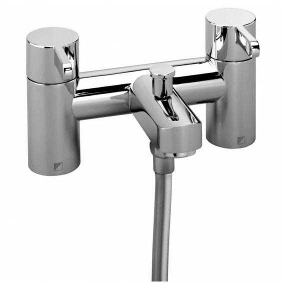 Roper Rhodes Insight Deck Mounted Bath Shower Mixer Tap with Shower Head