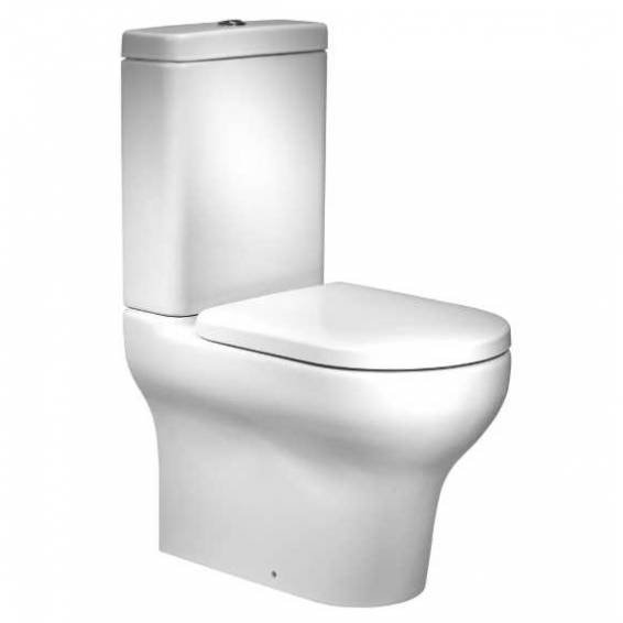 Roper Rhodes Note Close Coupled Fully Enclosed WC