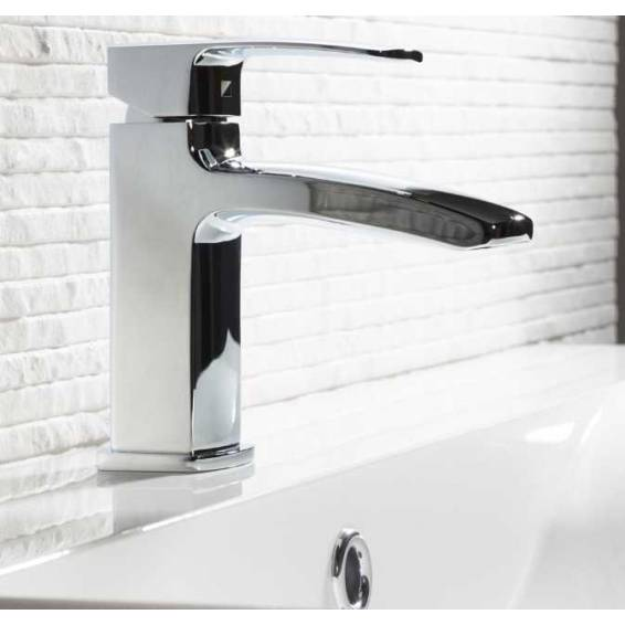 Roper Rhodes Sync Basin Mixer Tap with Click Waste