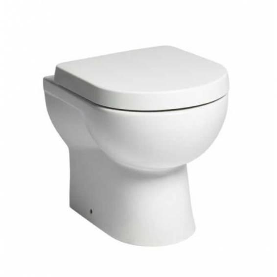 Tavistock Ion Back to Wall WC Pan