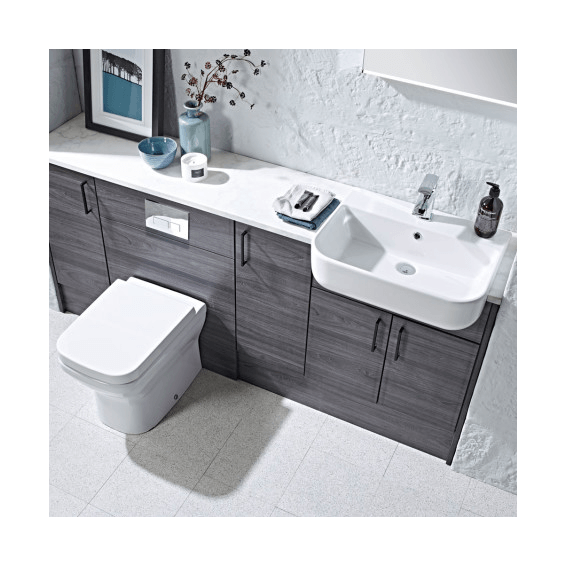 Roper Rhodes Cover 530mm Back To Wall WC