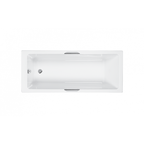 Carron Eco Integra Twin Grip Single Ended Bath 1700 x 700mm