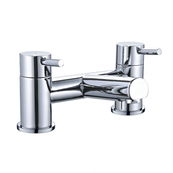 Niagara Harrow Bath Filler Chrome