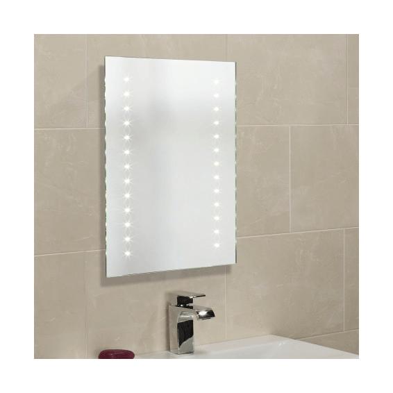 Roper Rhodes Atom LED Illuminated Bathroom Mirror 450mm