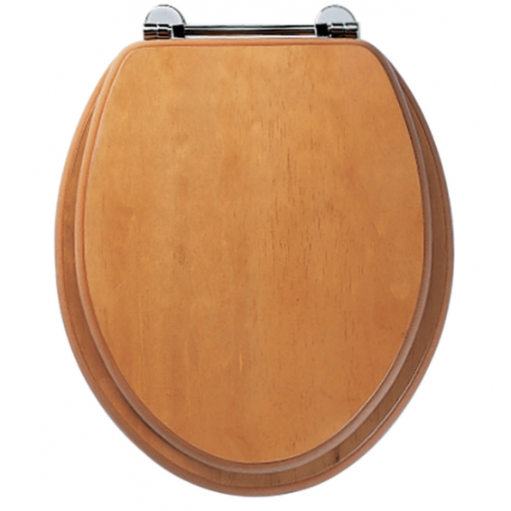 Roper Rhodes Axis Antique Pine Toilet Seat