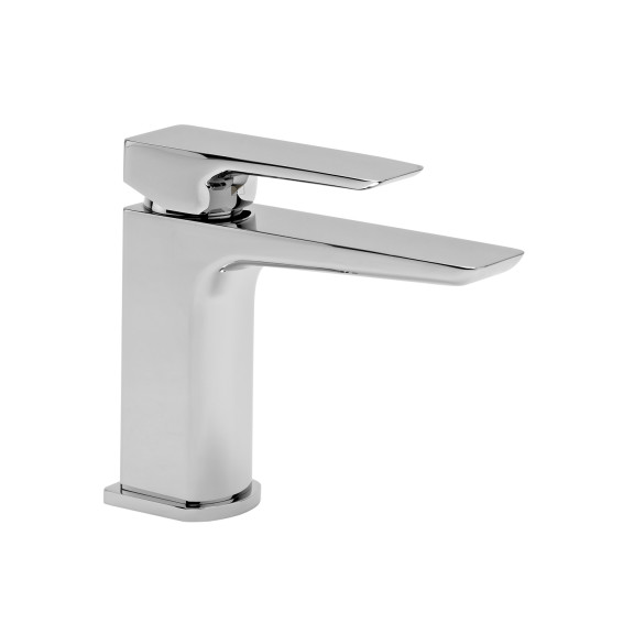 Roper Rhodes Elate Chrome Basin Mixer Tap with Click Waste