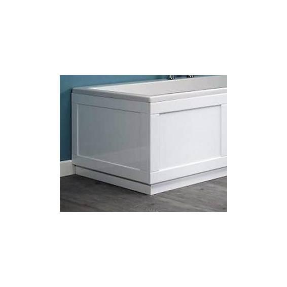 Roper Rhodes Hampton 700mm Chalk White Bath End Panel