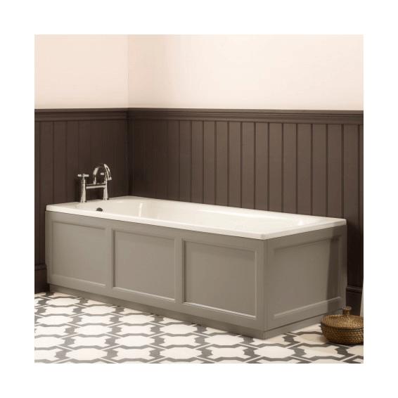 Roper Rhodes Hampton 1700mm Mocha Bath Front Panel