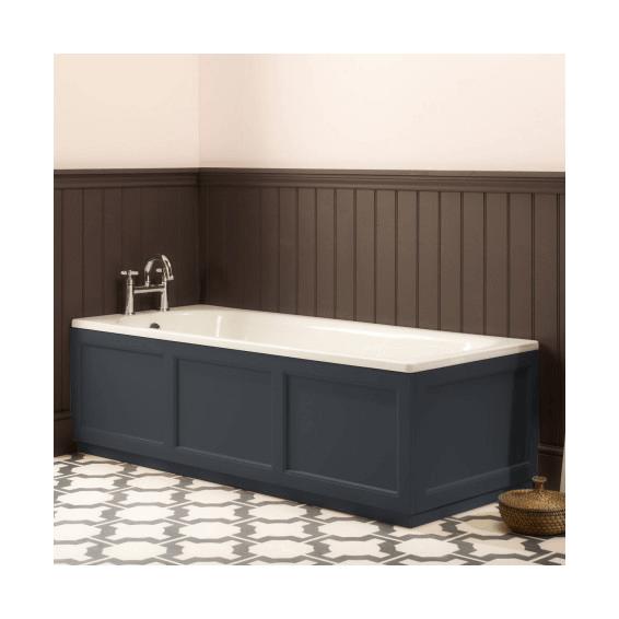 Roper Rhodes Hampton 1700mm Slate Grey Bath Front Panel