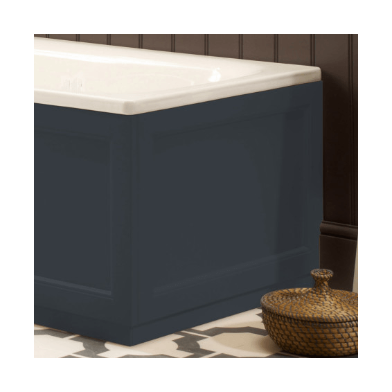 Roper Rhodes Hampton 700mm Slate Grey Bath End Panel