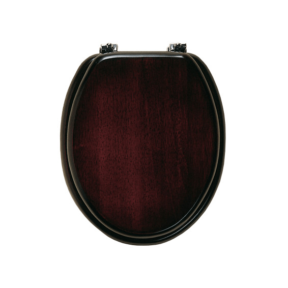 Roper Rhodes Malvern Mahogany Solid Wood Toilet Seat