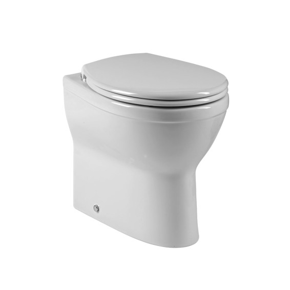 Roper Rhodes Minerva 530mm Comfort Height Back To Wall WC