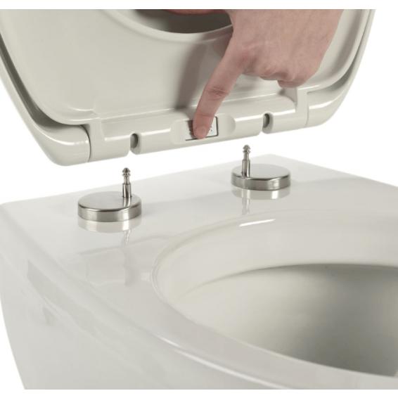Roper Rhodes Zenith Soft Close Toilet Seat