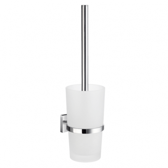 Smedbo House Toilet Brush with Container Polished Chrome