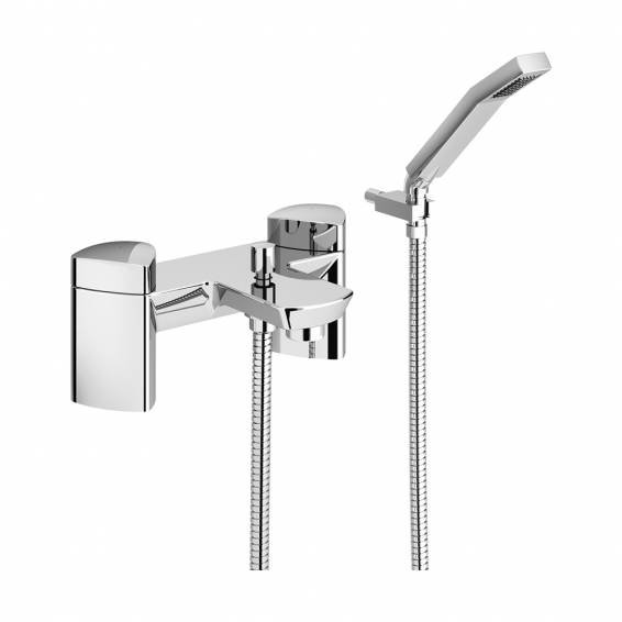 Bristan Bright Bath Shower Mixer Chrome