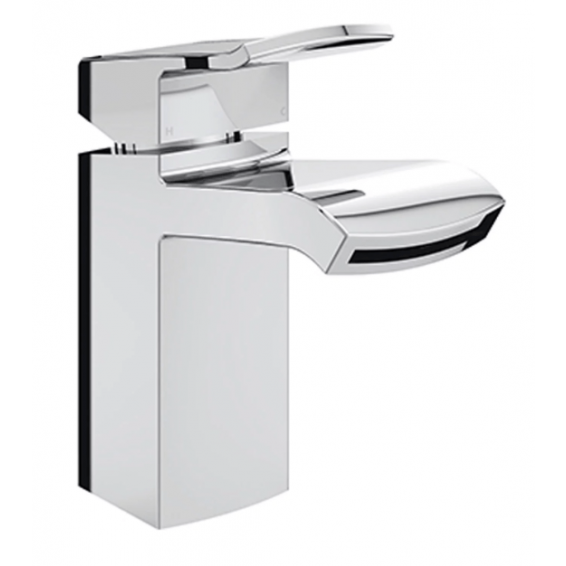 Bristan Descent Basin Mixer with Clicker Basin Waste Chrome