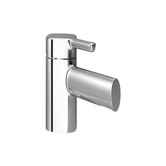 Bristan Flute One Hole Bath Filler Chrome