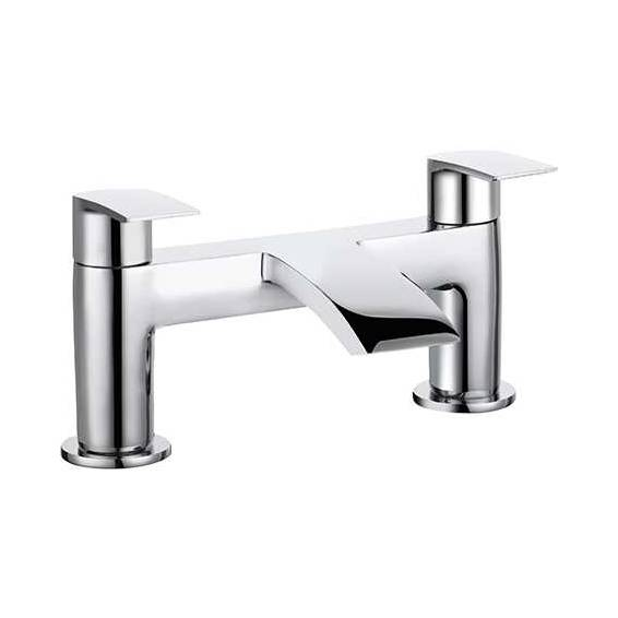 Bristan Glide Bath Filler Chrome