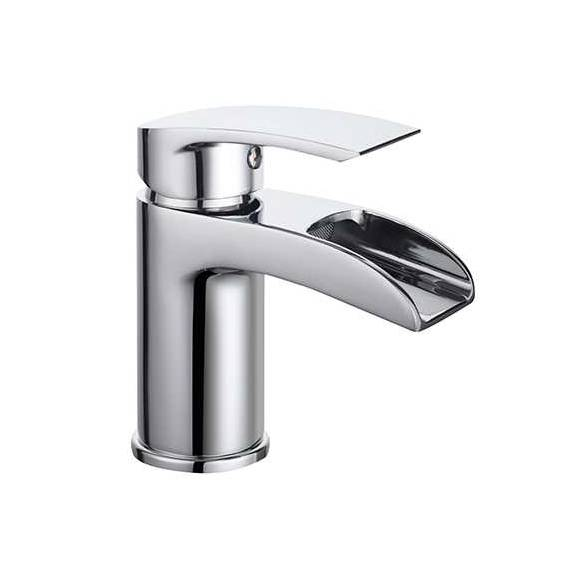 Bristan Glide Waterfall Basin Mixer Chrome